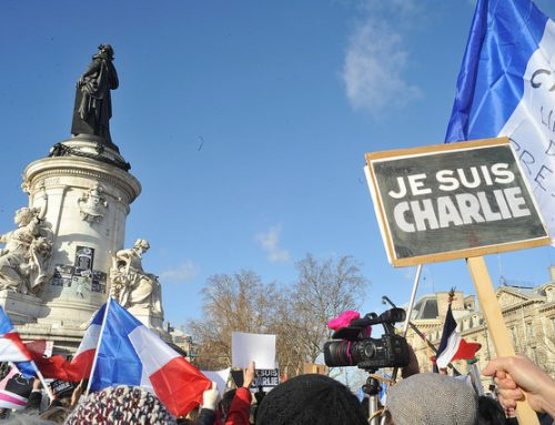 How The World United for Charlie Hebdo