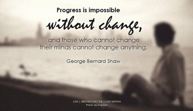 progress impossible