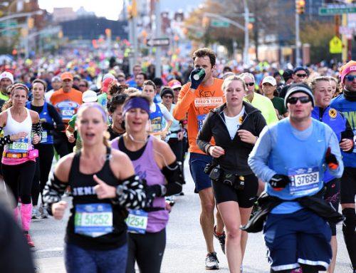 Running My First Marathon by Jatinder Singh