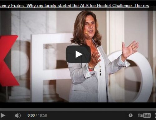 Why My Family Started the ALS Ice Bucket Challenge?