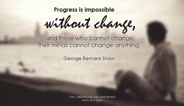 progress impossible